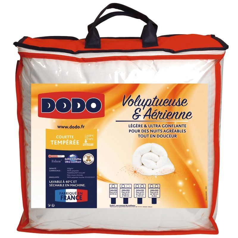 Couette Dunlopillo Thermo Protect
