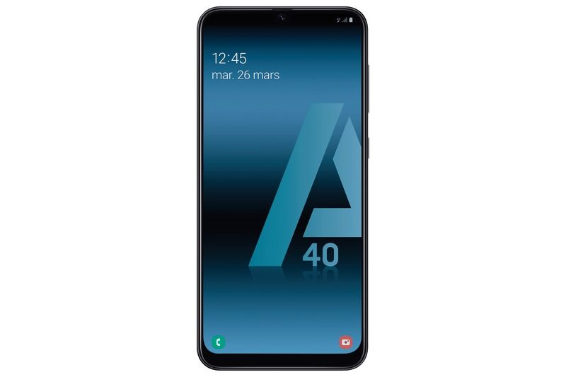 Smartphone Samsung Galaxy A40*