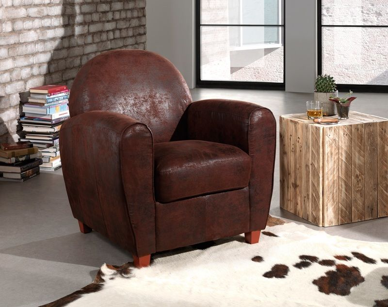 Fauteuil Club Caty