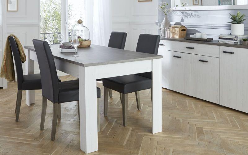 Table De Séjour Extensible 170/230Cm Comtesse